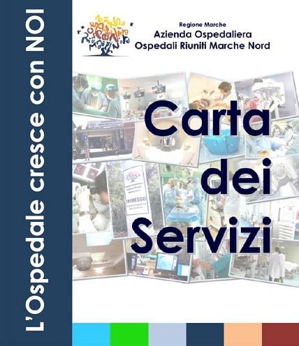 copertina carta dei servizi