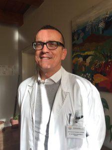Nella foto il Direttore della Anatomia Patologica