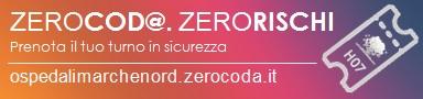 Zero Code - Zero Rischi - Prenota il tuo turno in Sicurezza ospedalimarchenord.zerocoda.it