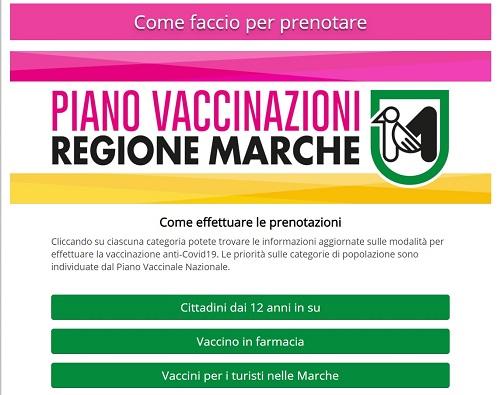 Prenotazione Vaccini